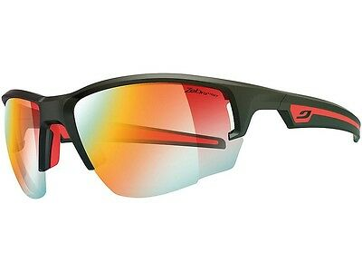 Julbo Venturi Sunglasses (Zebra Light Lens Black/red Frame)