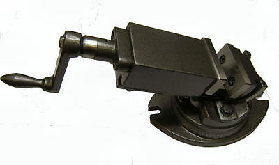 """Rdgtools 2"""" 2 Way Precision Machine Vice Milling Clamping Engineering Tools"""