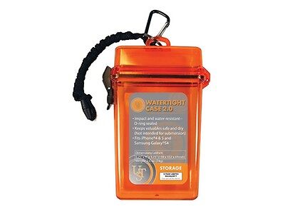 Ultimate Survival Technologies Watertight Case 2.0 (Orange)