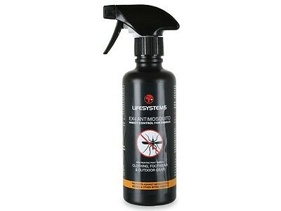 Lifesystems Ex4 Anti Mosquito Spray For Clothing Treatment (350Ml)
