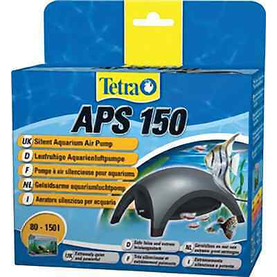 TetraTec APS150 Aquarium Fish Tank Air Pump Tetra Tec APS 150 Aerator