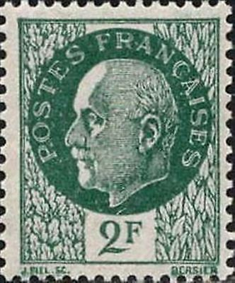 """FRANCE STAMP TIMBRE 518 """" MARECHAL PETAIN 2F """" NEUF xx TTB"""