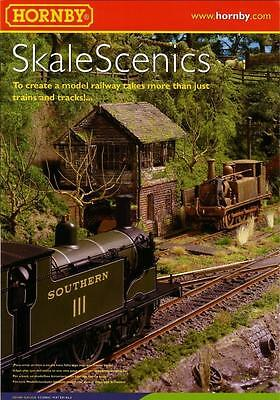 Hornby 2008 Skale Scenics Catalogue