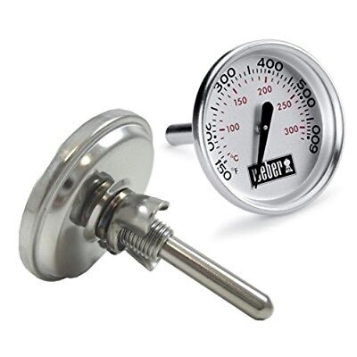 Weber 60540 Spirit Q Grill Replacement Thermometer GENUINE