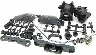 MBX7r REAR SUSPENSION SET (Sway Bar, Arm, Toe in mount, Gear box MUGEN E2015