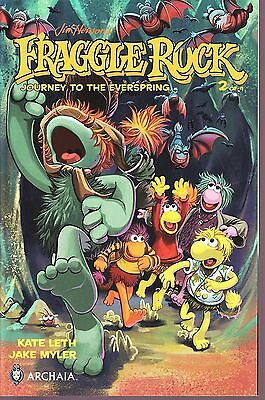 Jim Henson´s Fraggle Rock: Journey to the Everspring No.2 / 2014