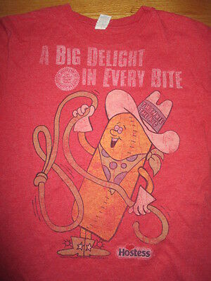 2010 Hostess Twinkie The Kid A BIG DELIGHT IN EVERY BITE (MED) T-Shirt