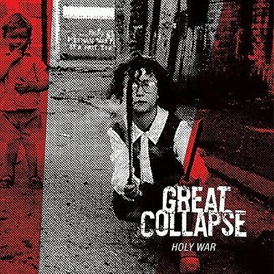 The Great Collapse - Holy War (Red)  Vinyl Lp Neu