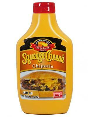Chipotle Squeeze Cheese, Käse Sauce, Dip (0.91 Euro pro 100ml)