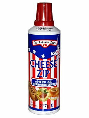 American Cheese Zip, Sprühkäse  (2,20 EUR pro 100 ml)