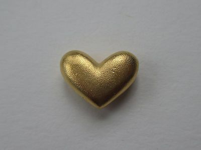 Heart of Gold POCKET TOKEN love charm sweet reminder for special child friend