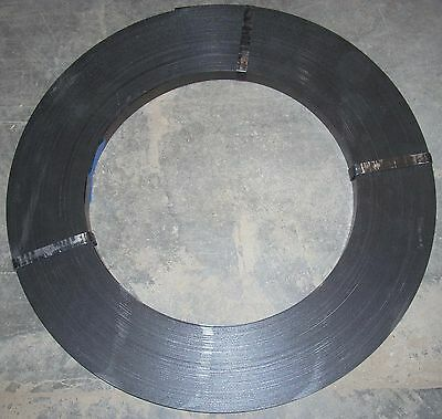 1 1/4 x .029 Metal Banding Strapping Steel Unknown Length 102 lb Roll