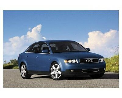 2003 Audi A4 Sedan Automobile Factory Photo ch8831