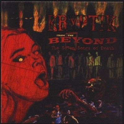 Kryptik - From the Beyond : The Seven Songs of Death [New CD]