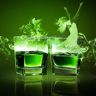 ABSINTHE - Reed Diffuser Oil Refill 100ml Bottle - FREE Reed Sticks