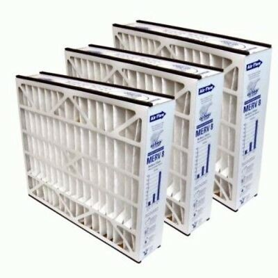 Genuine 255649-102 Trion Air Bear Replacement Filter 20x25x5 3pack