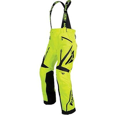 FXR Men's Mission X 120g Thermal Flex Insulation Pant Electric Lime 16105.710__