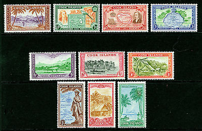 Sg150-159, complete set, UNMOUNTED MINT. Cat £35.
