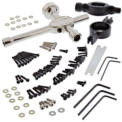 Losi LST XXL 2-E * 90+PIECE SCREW & TOOL KIT * 4-Way, Turnbuckle & Shock Wrench