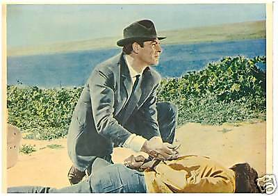 From Russia With Love James Bond Original Lobby Card Sean Connery British