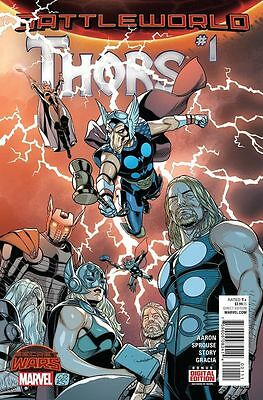 Thors #1 (NM)`15 Aaron/ Sprouse