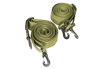 Prestige Carp Porter NEW Carp Fishing Spare Adjustable Barrow Strap *Pair*