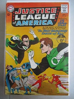 Justice League of America Vol. 1 (1960-1987) #30 VF+