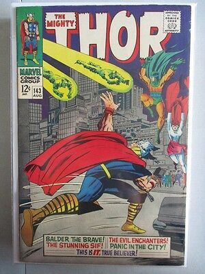Mighty Thor Vol. 1 (1966-2011) #143 VF+