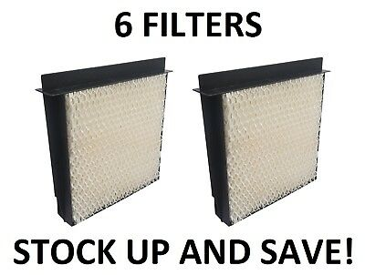 Humidifier Filter for Bemis Essick Air 1040 Super Wick - 6 Pack