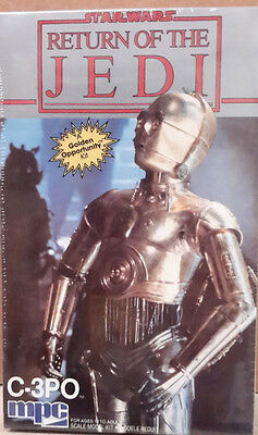 STAR WARS ROJ C-3PO Plastic Model Kit- MPC  (SWMO-1-1935)