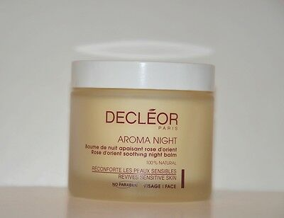 Decleor Aroma Night  Rose D'orient Night  Balm 100ml/3.33fl.oz. (Free shipping)