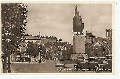 england hampshire postcard english winchester