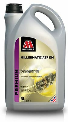 Millers Millermatic ATF DM 5 Litres, Ford, VOITH: 55.6335, 55.6336