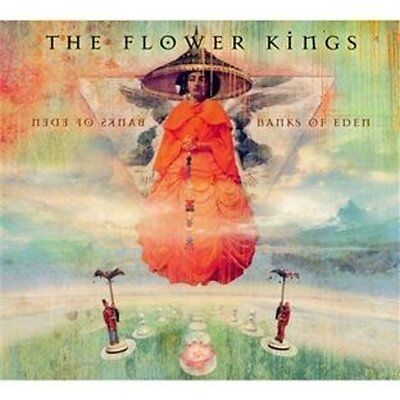 Flower Kings, the - Banks of Eden SPECIAL EDITION 2CD NEU OVP