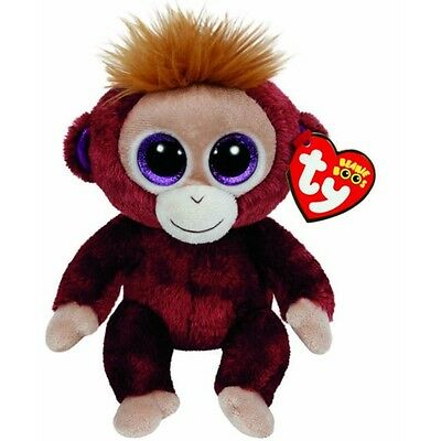 Boris The Monkey Ty Beanie Boos  Brand New