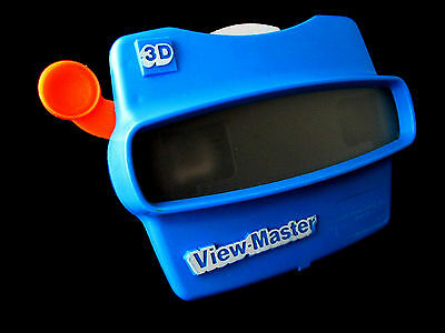 Visor 3D Viewmaster + Disco Nos Vtge / Vintage Nos Viewmaster 3D Viewer + Disc