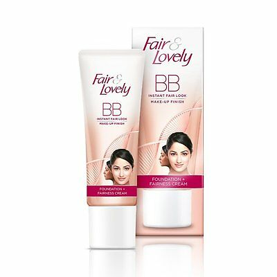New Fair And Lovely BB Cream 18g - Foundation Fairness Cream with Make-Up Finish