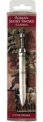 New Roman Short Sword Gladius Shaped Letter Opener Reproduction Gift Westair