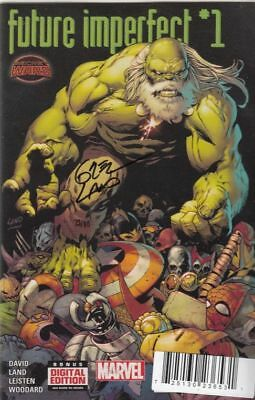 Future Imperfect #1 Land Signed Dynamic Forces Variant