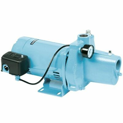 Little Giant  JP-075-C - 16 GPM 3/4 HP Cast Iron Shallow Well Jet Pump