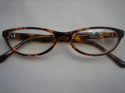 Quality CAT-EYE STYLE FRAME READING GLASSES  #R1050