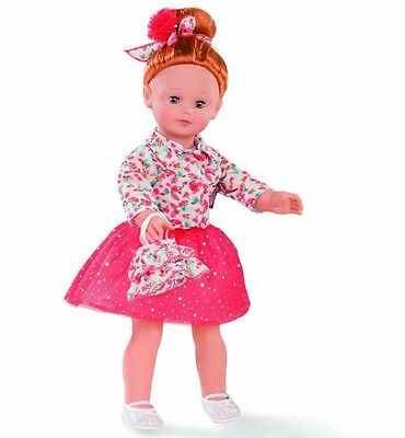 "Gotz Doll 18"" Julia with Red Hair"