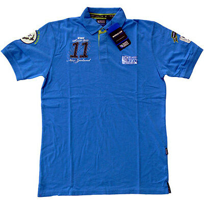 Official Rugby World Cup 2011 Stadium Polo - Sizes S And M - rrp £35