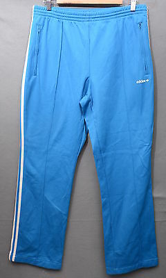 Adidas Pantalone Trousers 80's Casual Vintage Tg L  A690