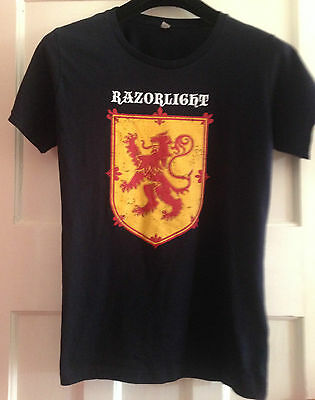 Razorlight T-Shirt, Size Medium, 100% Organic Cotton, Earth Positive, Brand New