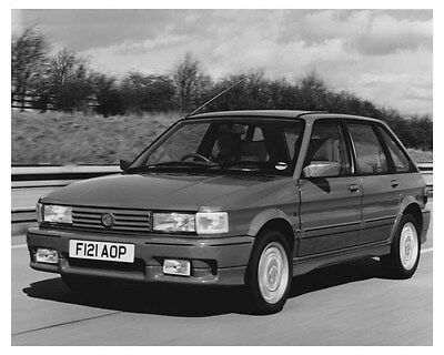 1989 Austin Maestro MG Turbo Automobile Photo Poster zch8826