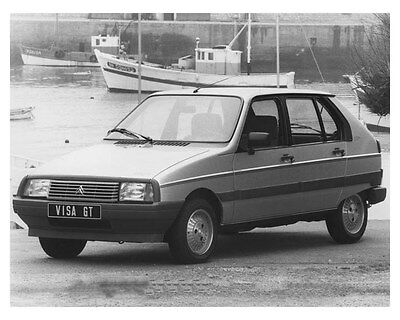 1983 Citroen Vista GT Automobile Photo Poster zch8843