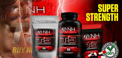 T5 Fat Burners - High Strength Fat Burner Weight Loss Slimming Sport Supplement