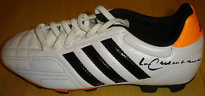 Franz Beckenbauer Germany Autograph Personally Signed Football Boot Soccer
