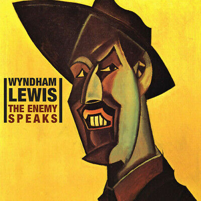 Wyndham Lewis - The Enemy Speaks [New CD]